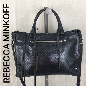 ⭐️ REBECCA MINKOFF LARGE SHOULDER/CROSSBODY 💯AUTH